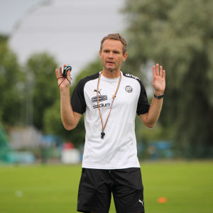 Jonatan Johansson, FC TPS:n valmentaja