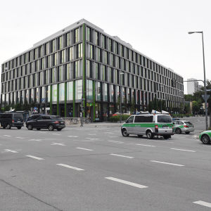 Köpcentrum i München
