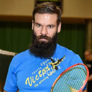 Ville Lång åkte ut i kvartsfinalen i Finnish Open.
