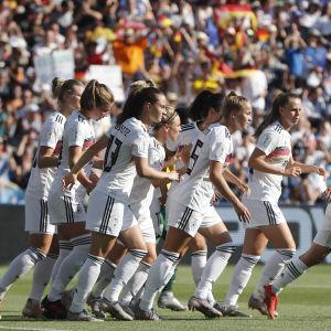 Tyskland i dam-VM 2019.
