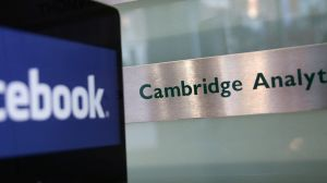 Facebook och Cambridge Analytica