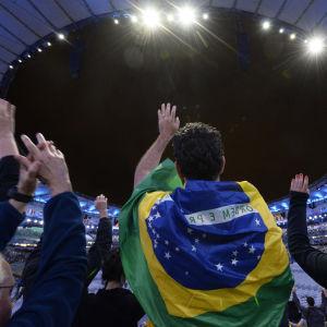 OS-avslutning på Maracana