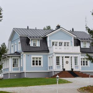 Småhus i Mårtensby i Sibbo