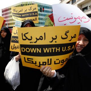 Forhandlingar inledda mellan iran och iaea