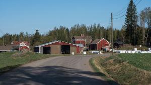 Kristoffer Nilssons gård