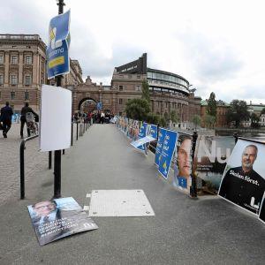 Efter riksdagsvalet i Sverige