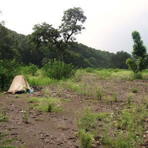 Matti Rämön telttaleiri Intiassa