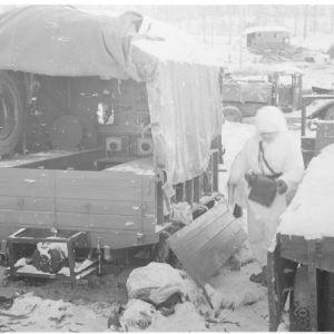 4.2.1940 Vallattu valovoima-auto Länsi_lemetissä