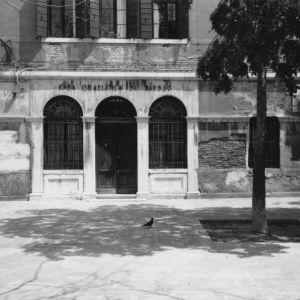 Venetsian ghetto, kuvattu vuonna 1990