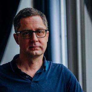 Antti Kuronen porträttbild.