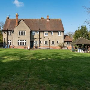 Tolkiens hus i Oxford.