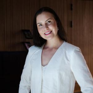 Sanni Sadetuuli Saarinen är en av åtta vetenskapskvinnor