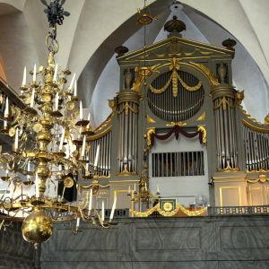 orgeln i borgå domkyrka