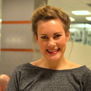 Nicole Hjelt.