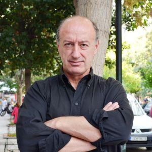 Constantine Themelis kämpar för det arumänska språkets ställning i Grekland.