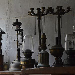 Gamla lampor