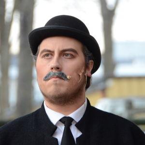Joachim Lönn spelar statsminister Svinhufvud i årets Wasaspex