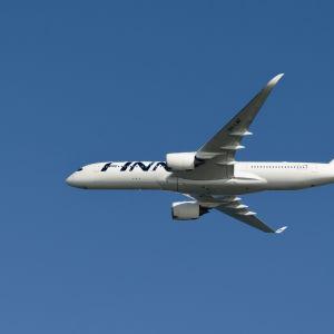 Finnairs Airbus A350 oh-lwf