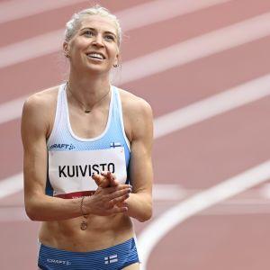 Sara Kuivisto.