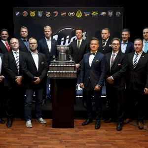 ishockeytränarna inför ligastarten