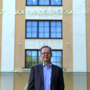 Sören Kock, professor på Hanken.
