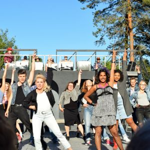 Premiären på raseborgs sommarteater 29 juni.