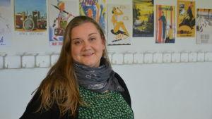 Speciallärare Anna Sjöblom