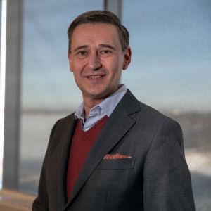 Neste Oyj:n toimitusjohtaja Peter Vanacker (marraskuu 2018-)