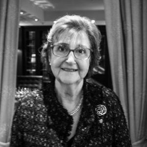 Baronessan Meta Ramsay, före detta underrättelseagent för MI6, representerar Labour i brittiska parlamentets överhus.