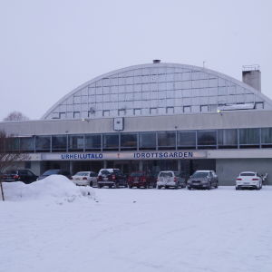 Idrottsgården i Karleby.