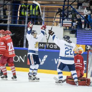 Finland, ishockeylandslag.