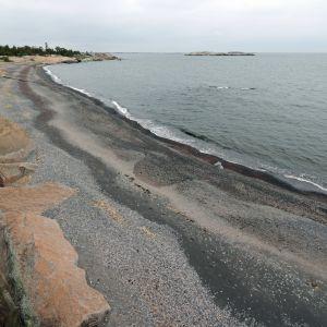 Iron Beach Jussarössä