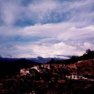 Olli Soinin suosikkipaikka Bargis Bajo Espanjan Andalusiassa.