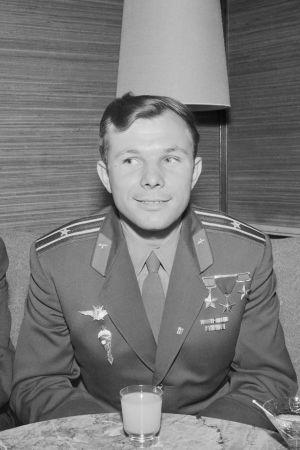 Juri Gagarin Helsingissä