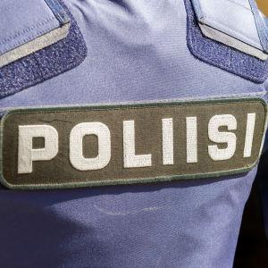 Poliisi. 22.4.2021.