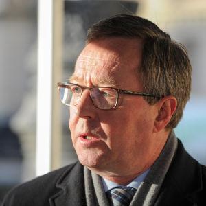 Elinkeinoministeri Mika Lintilä.