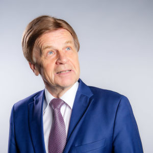 Mauri Pekkarinen. 26.4.2021.