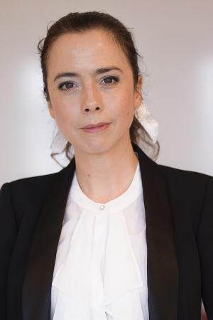 Närbild på Elizabeth Castaldo Lundén