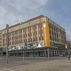 Förslag A 21.3.2016: Hagnäs hall flyttar till gamla sokoshuset?