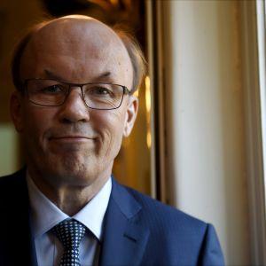Matti Alahuhta, styrelseordförande för Finlands Näringsliv EK.