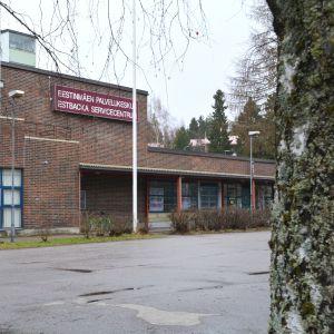 Estbacka servicecentrum