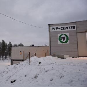 PIF-center i Pargas.