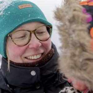 Anni Torniainen.