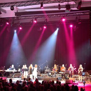 Från Hardrock Halleluja till Finlandia-konserten i Borgå 26.10.17
