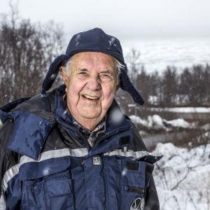 Karaktären Lennart i dramaserien Andra åket.