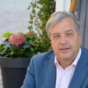 Bildningsdirektören i Borgå, Hilding Mattsson 05.06.19