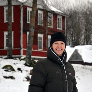Porträtt av Tove Söderholm.