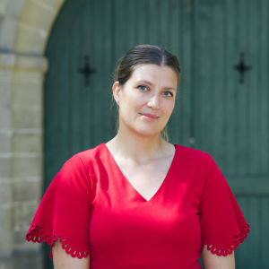 Ican-järjestön johtaja Beatrice Fihn