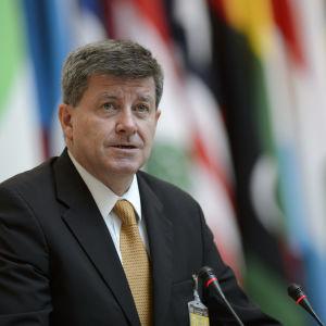 ILO:s generaldirektör Guy Ryder