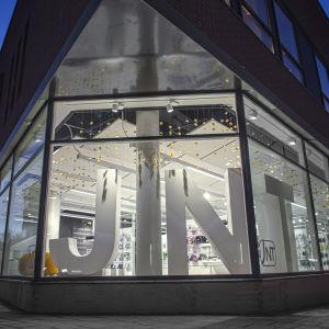 JNT:s kontor i Jakobstad
